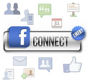 Създаване на Facebook Connect