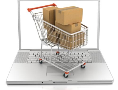 Онлайн търговията през 2013
