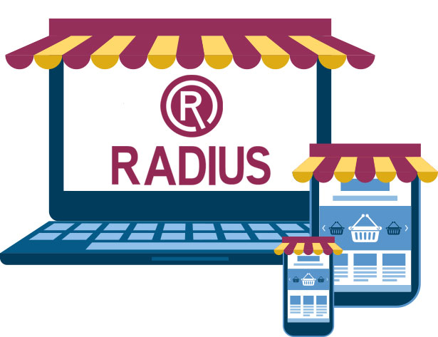 Интернет магазин с Radius.bg